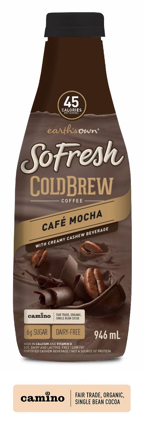 SoFresh Cold Brew – Café Mocha 946ml